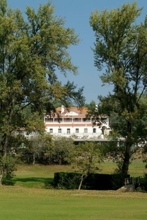 Club House du golf Lisbon Sports Club au Portugal