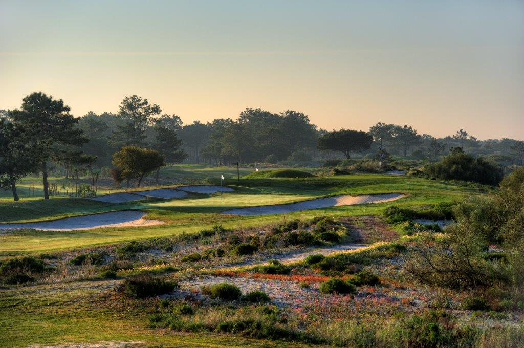 Golf de Troia au Portugal