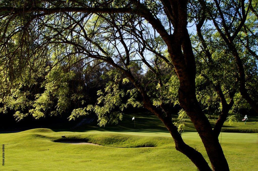 Trou 6 du golf Lisbon Sports Club au Portugal