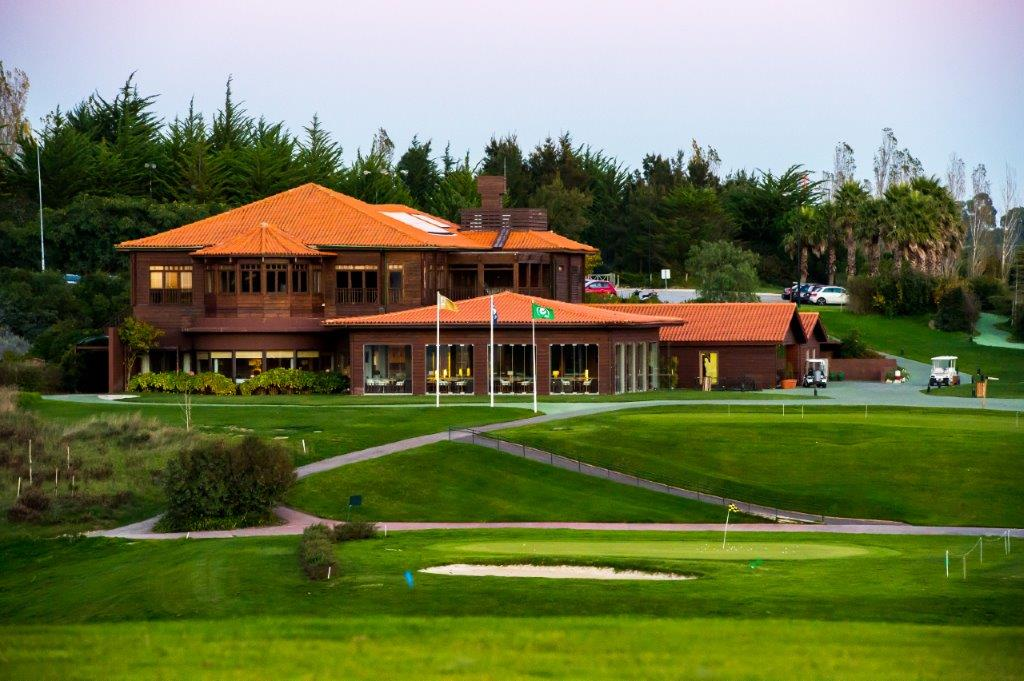 Club House du golf de Belas au Portugal