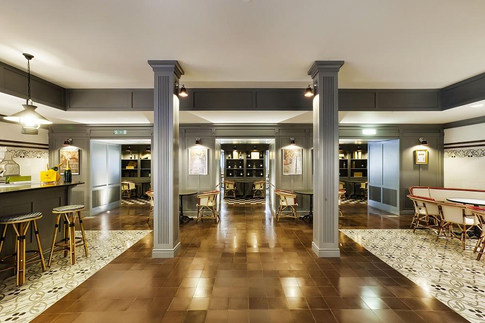 L'hôtel du golf de Vidago.