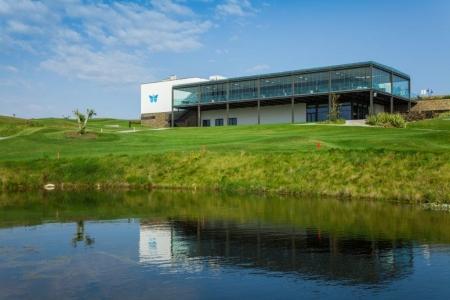 Club House du golf Royal Obidos au portugal