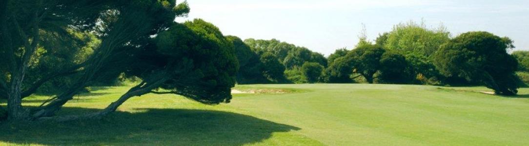 Parcours de golf de Oporto au Portugal