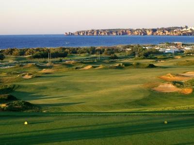 Tee du golf Palmares au Portugal