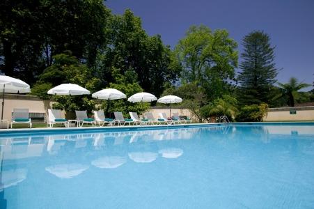 La piscine de l'hôtel Casa Velha.
