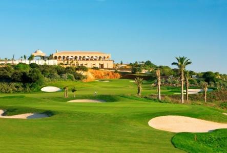 Club House du golf de Oceonico O'Connor au Portugal