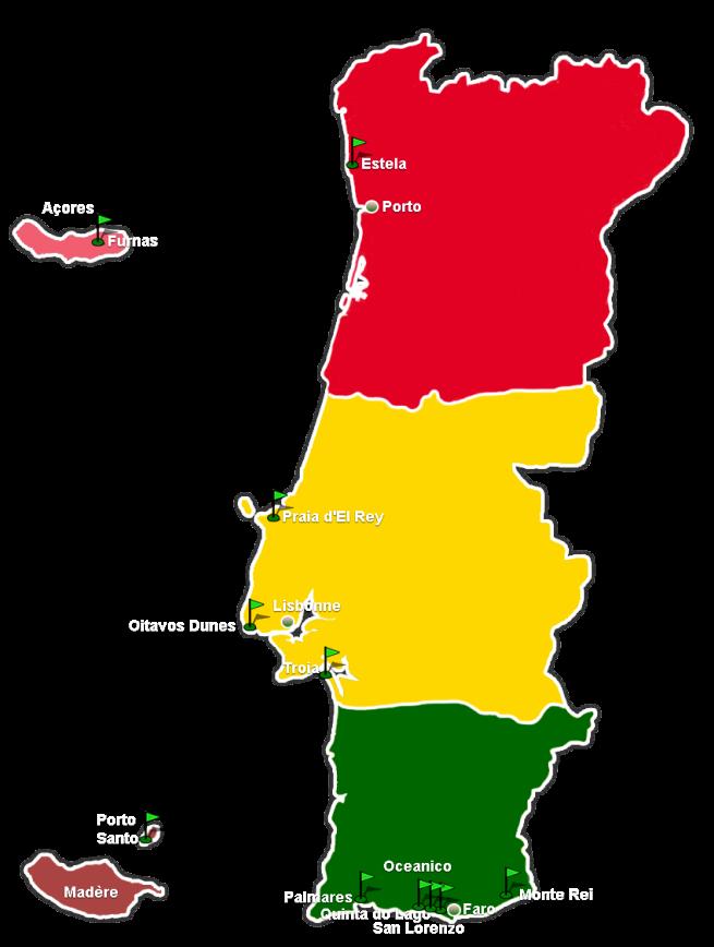 Tour Opérateur pour les séjours de golf au portugal