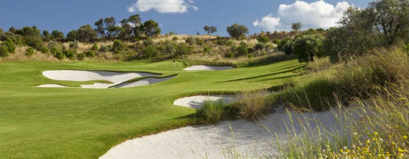 Parcours de Monte Rei au Portugal meilleur golf