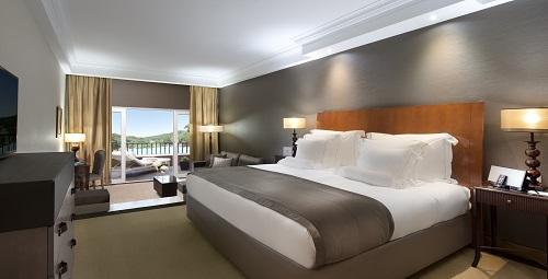 Chambre d'hôtel au golf Resort Penha Longa eu Portugal