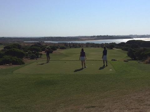 Départ Golf Portugal Client