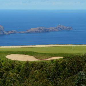 Découvrez les parcours de golf à Madère